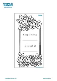 Teacher Resources, Certificates for kids, free homeschool worksheets, Worksheets for kids - flowers certificate