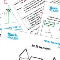 Maths & English Worksheets for Kids