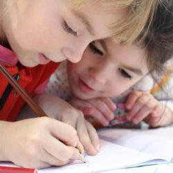 Make Children Confident With School Work