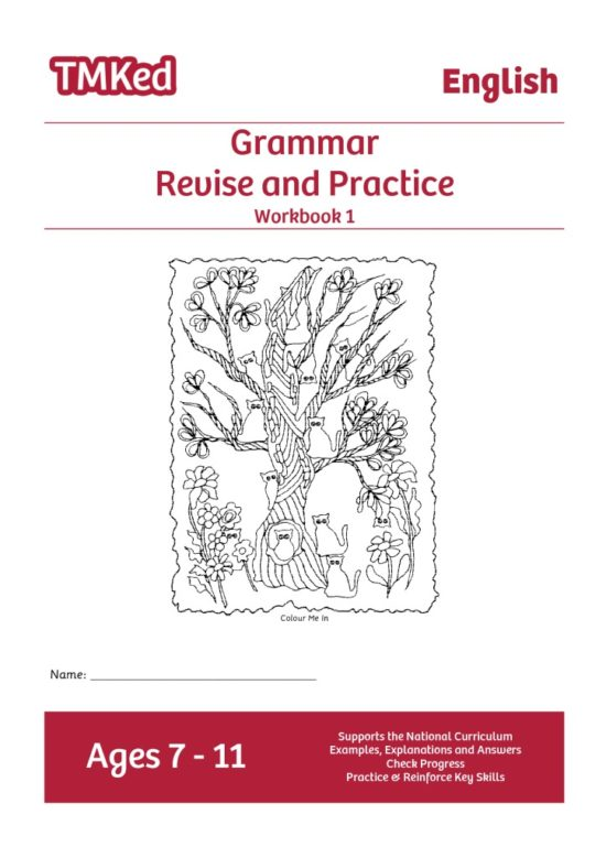 thumbnail of Grammar – revise&practice – wkbk1