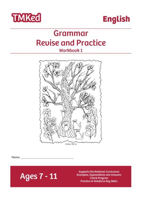 thumbnail of Grammar – revise&practice – wkbk1