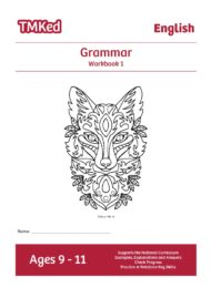 Literacy workbook, grammar, 9-11years, workbook1, ks2