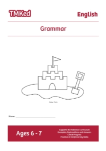 Key Stage 1 Literacy Worksheets for kids - SPAG worksheets, grammar printable workbook, 6-7 years