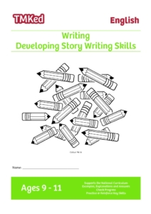 KS2 Worksheets for kids - developing writing skills fiction, 9-11 years