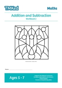 key stage 1 maths, Worksheets for kids - addition and subtraction workbook 2, 5-7 years