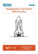 key stage 2, Worksheets for kids - multiplication and division, 7-11 years