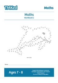 Worksheets for kids - maths 7-8 bk2