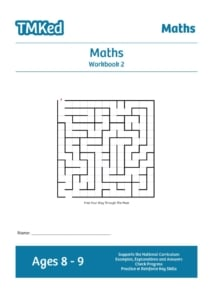 Key stage 2, Worksheets for kids - maths 8-9 years, workbook 2
