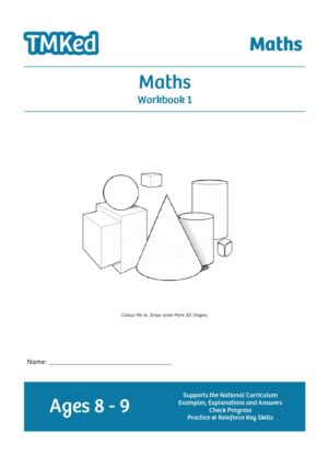 KS2, Worksheets for kids - maths 8-9 years