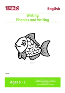 Key stage 1 english worksheets for kids - phonics and writing printable workbook
