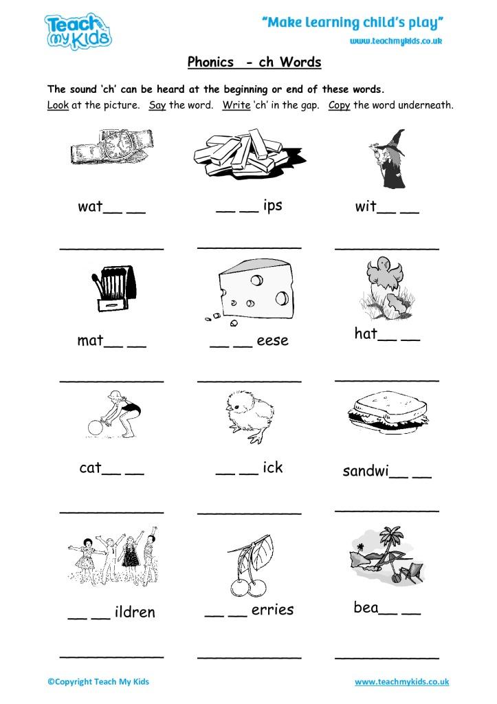 Phonics Worksheets Pdf : Phonics workbook years tmk education