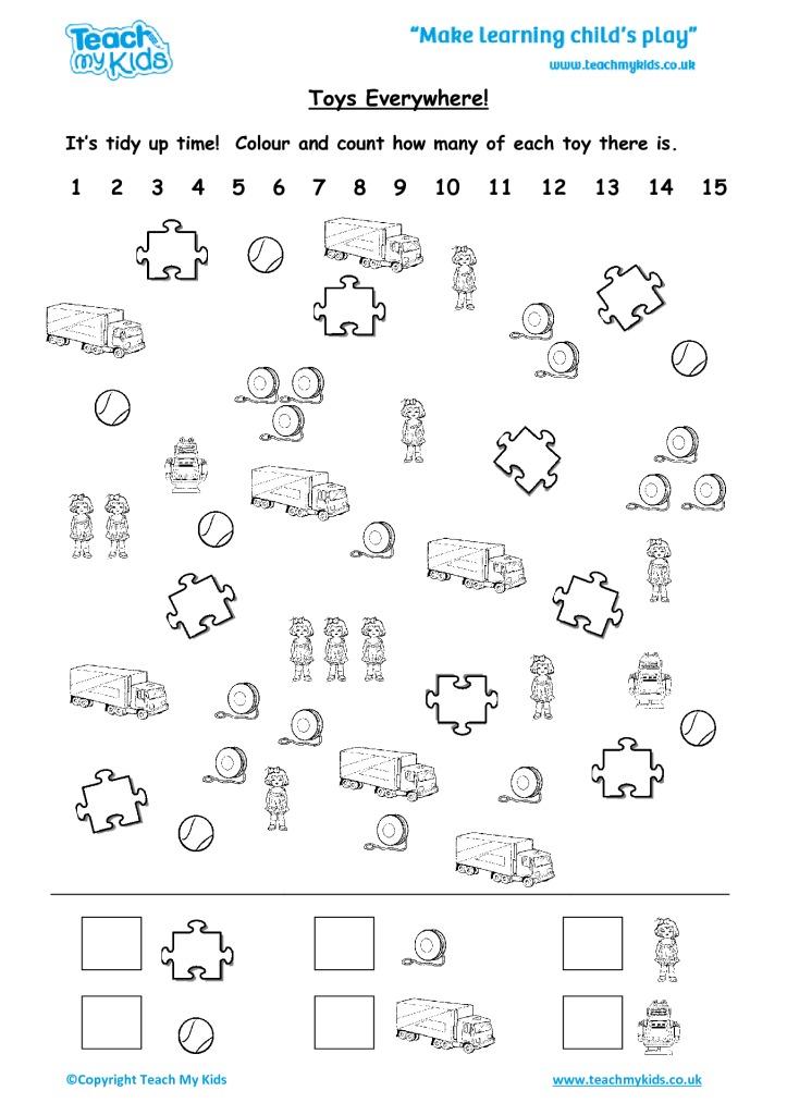 Toys Everywhere Tmk Education. Toys Everywhere. Worksheet. Toys Worksheet Year 1 At Mspartners.co