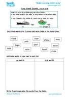 Worksheets for kids - long-vowel-sounds-oa-o-e