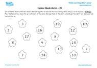 Worksheets for kids - number_bonds_match_-_20