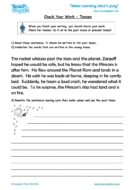 Worksheets for kids - check_your_work_2_-_tenses