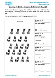 Worksheets for kids - learning-to-divide-grouping-in-diff-ways-2