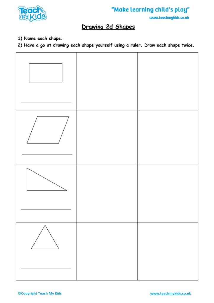 drawing 2d shapes tmk education. Black Bedroom Furniture Sets. Home Design Ideas