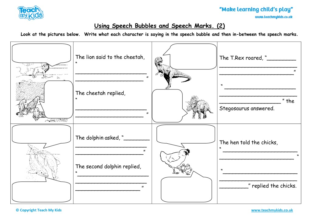 printable worksheets worksheets for quotation marks printable worksheets guide for children. Black Bedroom Furniture Sets. Home Design Ideas