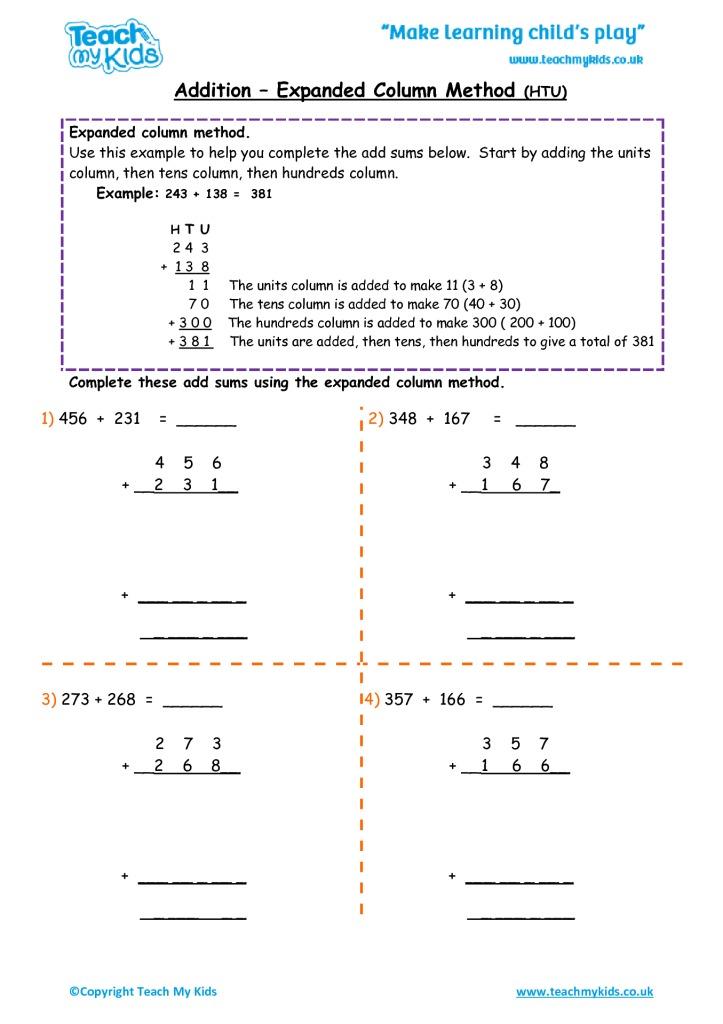 Maths Workbook 1 (8-9 Years) - TMK Education