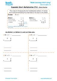 Worksheets for kids - expanded_short_multiplication_tu_-_extra