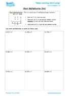 Worksheets for kids - short_multiplication_-_htu