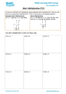 Worksheets for kids - short_multiplication_-_tu