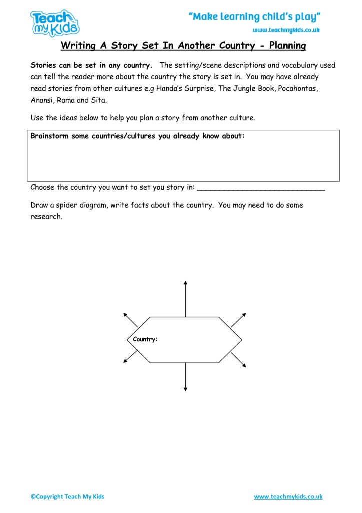 how to help kids write a story Writing printables for all ages story beginnings: writing an active beginning homework help, learning activities, and more.