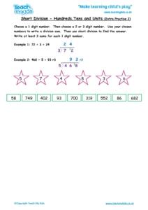 Worksheets for kids - short-division-htu-extra-2