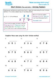 Worksheets for kids - short-division-tu-carrying-nos