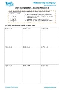 Worksheets for kids - short_multiplication_-_decimal_numbers_1