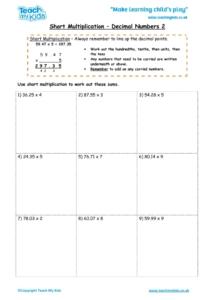 Worksheets for kids - short_multiplication_-_decimal_numbers_2