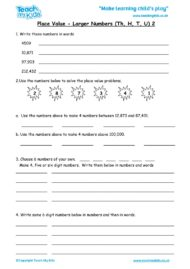 Worksheets for kids - place_value_-_larger_numbers_th_h_t_u_2_2
